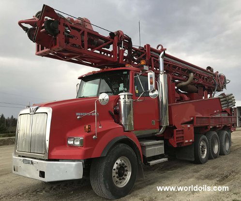 Driltech D25 Drilling Rig for Sale