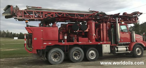 Driltech Drilling Rig - 2006 Built for Sale
