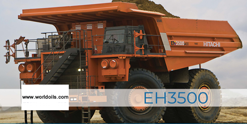 EH3500 ACII Hitachi Trucks for Sale