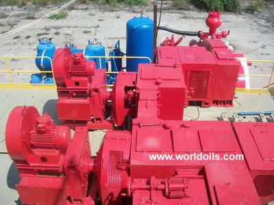 Land Drilling Rigs for Sale in USA
