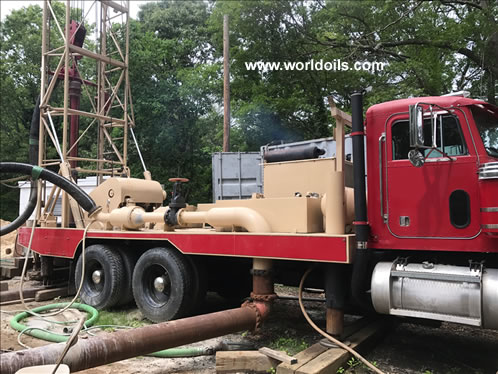 Failing Jed-A Used Drill Rig for Sale