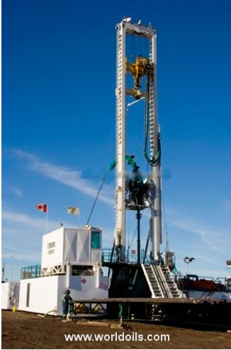 Foremost CTR Single Coil Tubing Hybrid Drilling Rig for Sale
