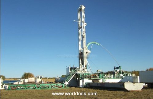 Foremost CTR Single Coil Tubing Hybrid Drilling Rig - 2005 Built