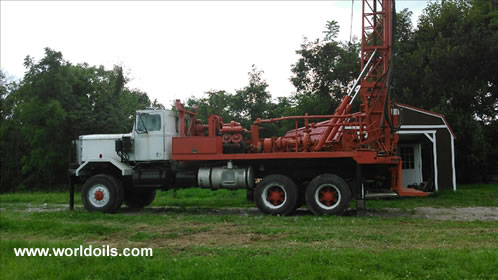Franks Drill Rig for Sale