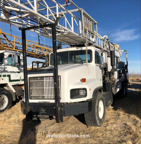 Used Gardener Denver Drilling Rig for Sale