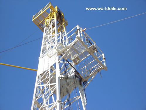 700 HP Mechanical Drill Rig for Sale