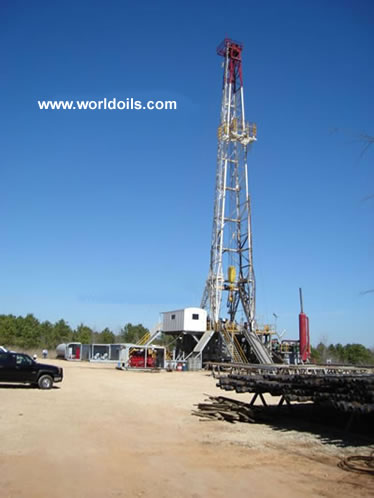 Gardner Denver DW 500 Drilling Rig for Sale