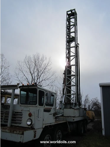 Gardner Denver Used Drilling Rig