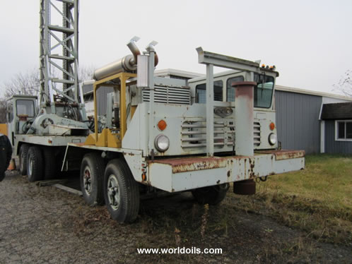 Gardner Denver GD-40T (blast hole) drill rig for Sale