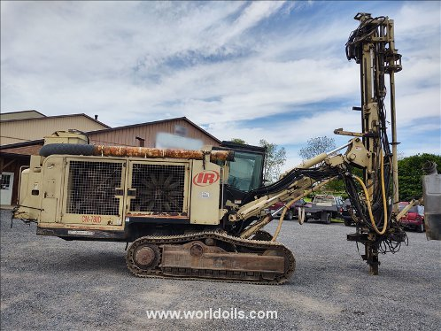 Ingersoll-Rand CM-780D Blasthole Used Drilling Rig