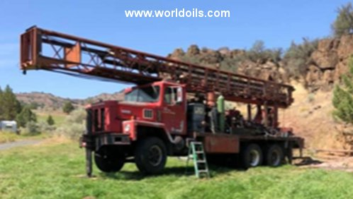 Ingersoll-Rand Cyclone TH60 Drilling Rig for Sale