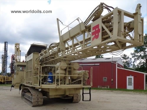 Ingersoll-Rand DM45HP Drill Rig for Sale