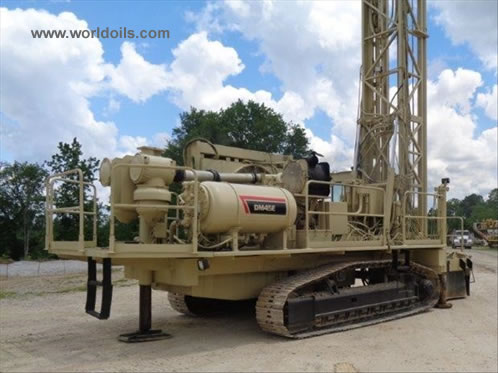 Used Drilling Rig - Ingersoll-Rand Drill Rig