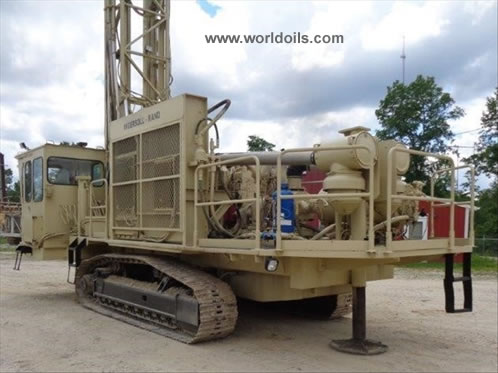 Ingersoll-Rand DM45HP Drill Rig for Sale in USA