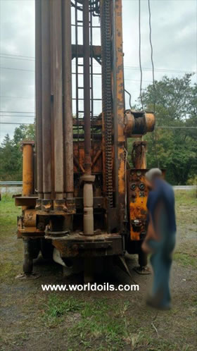 Drilling Rig - Ingersoll-Rand T4W DH - For Sale