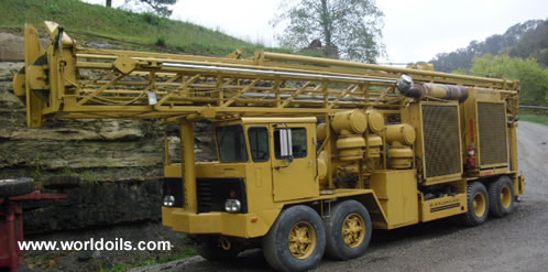 Ingersoll-Rand RD10 Rig Package- For Sale