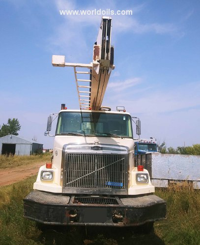 Ingersoll-Rand T2W Drilling Rig for Sale
