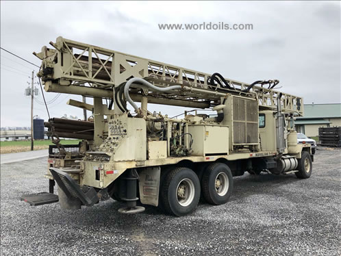 Ingersoll-Rand TH60 Used Drill Rig