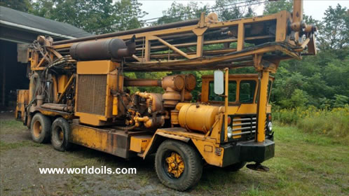 Ingersoll-Rand Drilling Rig For Sale