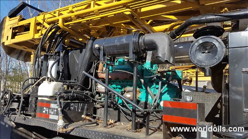 Jaswell Drilling Rig for Sale