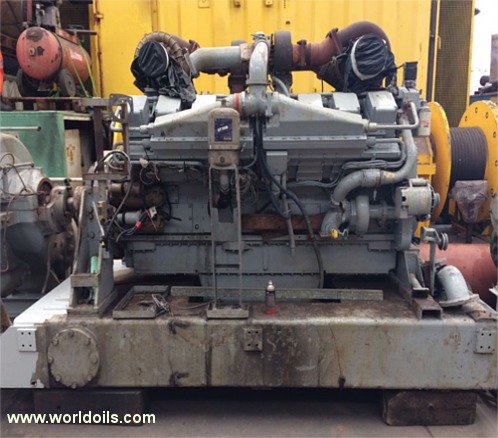 1900RPM KTTA 50-C Trenching Pump for Sale