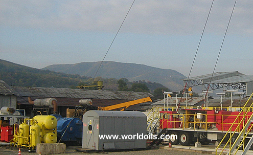 Telescopic Mast Land Drilling Rig - For Sale