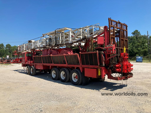 BIR-3185 Five Axle Carrier Rig for Sale