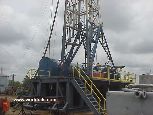 450 hp Drilling Rig for Sale in USA