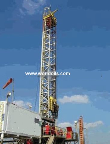 MD Cowan Trailer Mounted Drilling Rig for Sale