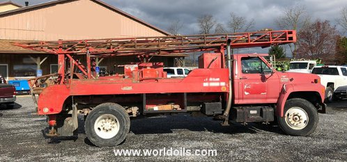 Mayhew 500 Drilling Rig for Sale