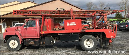 Mayhew Used Drilling Rig for Sale