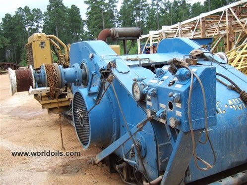 Mechanical Drilling Rig for Sale in USA