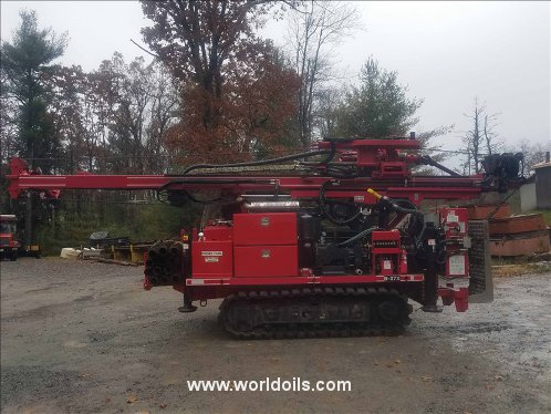 Mobile B37X Crawler Drilling Rig for Sale