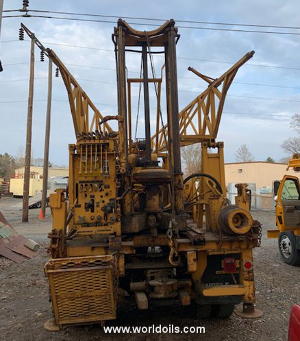 Mobile B61 Used Drilling Rig for Sale