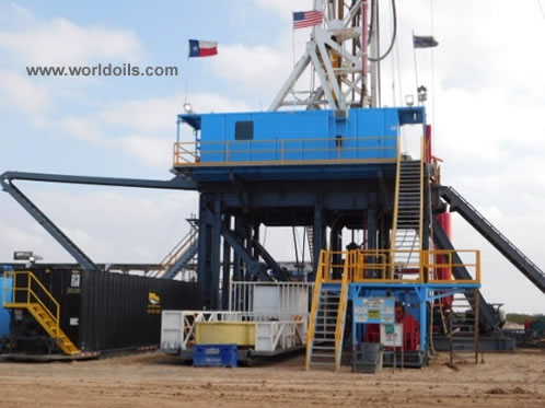 National 110 Used Drilling Rig