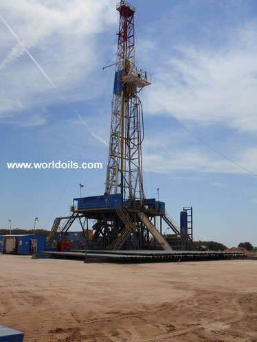 2000 HP SCR Drilling Rig for Sale