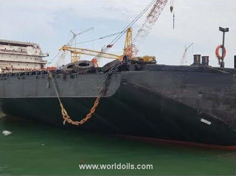 Offshore Deck Cargo Barge for Sale