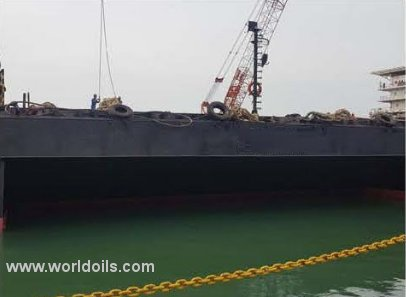 Offshore Deck Cargo Barge - 2010 Built - For Sale