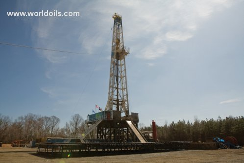 Oilwell E2000 Land Drilling Rig for Sale