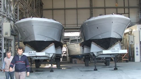 Fast Patrol Boats for Sale