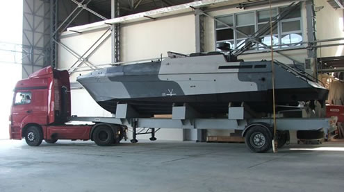 Fast Patrol Boats for Sale in Europe