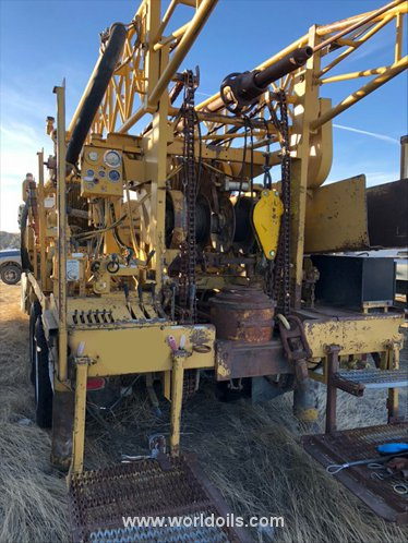 PortaDrill 524 Drilling Rig for Sale in USA