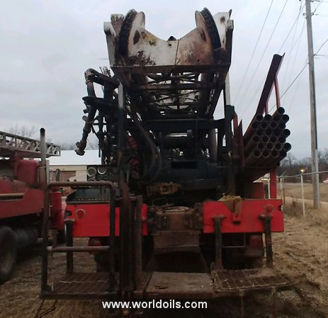 PortaDrill TLS Used Drilling Rig for Sale