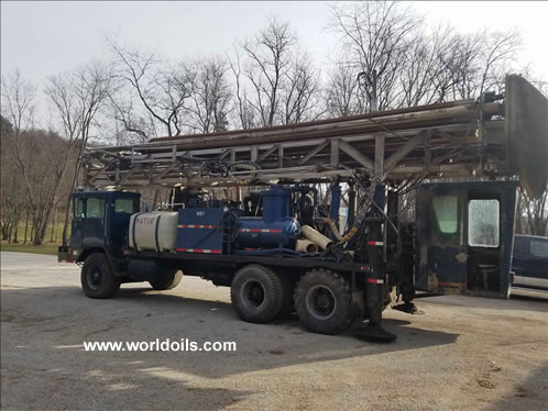 Reedrill SK25 Water Well Drill Rig for Sale