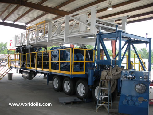 900 hp Drilling Rig for Sale in USA