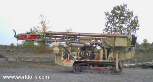 Reichdrill C-450 Drilling Rig - For Sale