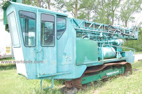 Reichdrill C-700 Crawler Drilling Rig for Sale