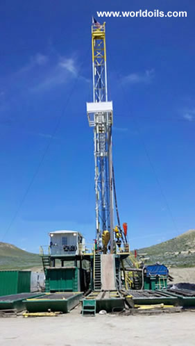 SK675 Carrier Mounted Drilling Rig for Sale