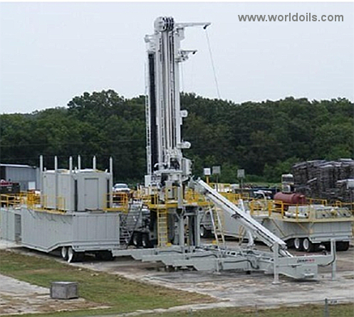 Schramm Rotadrill TDX 750hp for sale