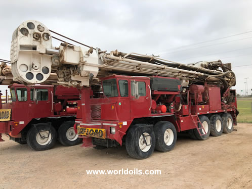 Schramm T130 Drill Rig For Sale